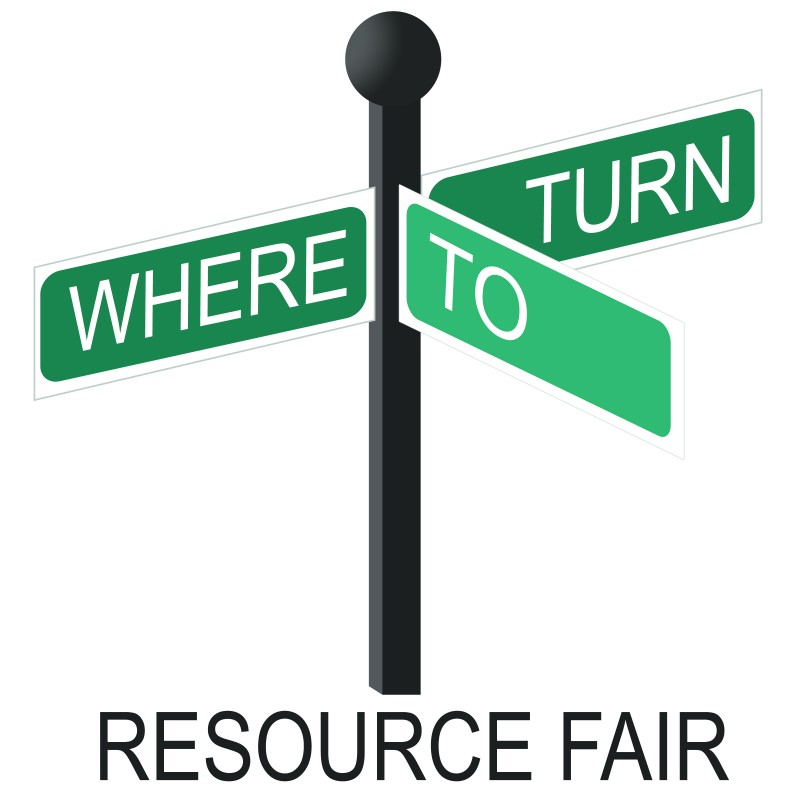 Event Logo Inspiration: Where to Turn Resource Fair