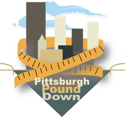 Throwback Thursday: Pittsburgh Pound Down Logo Design